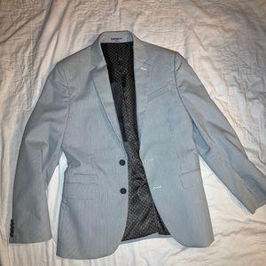 Express Photographer 2-Piece Suit Slim